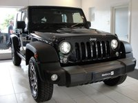 2013 JEEP WRANGLER 3.6 V6 RUBICON UNLIMITED 4d AUTO RESERVED FOR KIERAN £26994.00