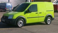 2013 FORD TRANSIT CONNECT 1.8 T200 LR 1d 74 BHP 1 OWNER F/S/H 2 KEYS VERY LOW MILES  FREE 12 MONTHS WARRANTY COVER \ £4690.00