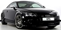 USED 2013 13 AUDI TTS 2.0 TFSI Black Edition Quattro 3dr Tech Pack, Comfort Pack, A-M-I