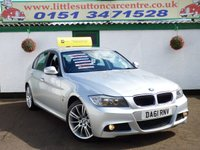 2011 BMW 3 SERIES 2.0 318I PERFORMANCE EDITION 4d 141 BHP £7499.00