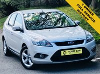 USED 2010 59 FORD FOCUS 1.6 ZETEC 5d 100 BHP ANY INSPECTION WELCOME ---- ALWAYS SERVICED ON TIME EVERY TIME AND SERVICED MAINLY BY SAME DEALERSHIP THROUGHOUT ITS LIFE,NO EXPENSE SPARED, KEPT TO A VERY HIGH STANDARD THROUGHOUT ITS LIFE, A REAL TRIBUTE TO ITS PREVIOUS OWNER, LOOKS AND DRIVES REALLY NICE IMMACULATE CONDITION THROUGHOUT, MUST BE SEEN FOR THE PRICE BARGAIN BE QUICK, 6 MONTHS WARRANTY AVAILABLE,DEALER FACILITIES,WARRANTY,FINANCE,PART EX,FIRST TO SEE WILL BUY BARGAIN