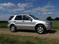 USED 2005 03 MERCEDES-BENZ M CLASS 2.7 ML270 CDI 5d AUTO 163 BHP