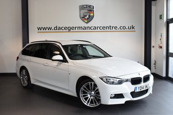 2014 BMW 3 SERIES 2.0 320D XDRIVE M SPORT TOURING 5DR 181 BHP £13470.00