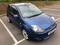 2008 FORD FIESTA 1.4 ZETEC BLUE 3d 80 BHP £1895.00