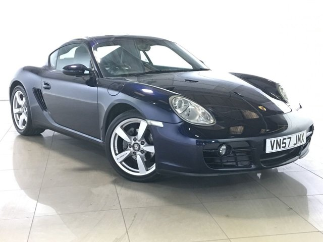 View our 2007 57 PORSCHE CAYMAN 2.7 24V 2d 242 BHP