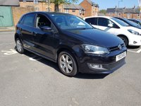 USED 2013 13 VOLKSWAGEN POLO 1.2 MATCH 5d 59 BHP ONLY 26957 MILES FROM NEW, LOW RUNNING COSTS, GREAT SPEC AND CONDITION