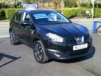 USED 2012 12 NISSAN QASHQAI 1.5 N-TEC DCI 5d 110 BHP FINANCE AVAILABLE EVEN IF YOU HAVE POOR CREDIT.