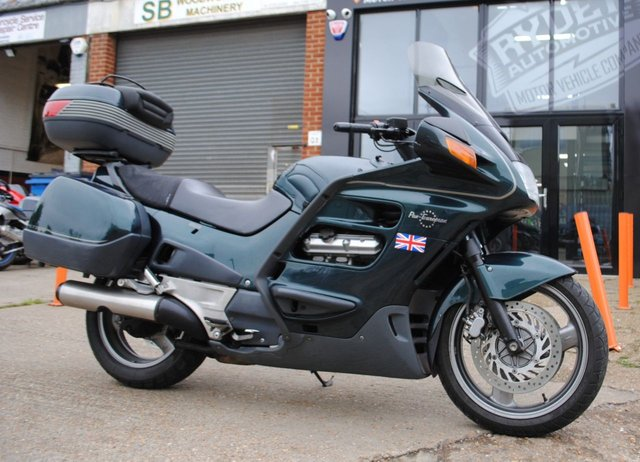 1999 T HONDA ST 1100 PAN EUROPEAN 1084cc