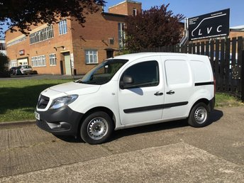 2016 MERCEDES-BENZ CITAN 1.5 109CDI LONG 90BHP LWB. 1 OWNER. FSH. NEW SHAPE. PX £5750.00