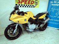 USED 2007 07 BMW F 800 S