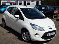 USED 2015 15 FORD KA 1.2 EDGE 3d 69 BHP Only 10,000 Miles with Service History