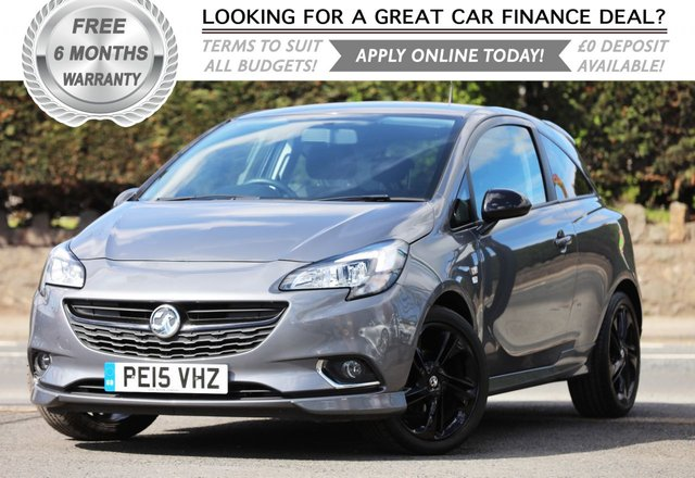 2015 15 VAUXHALL CORSA 1.2 LIMITED EDITION 3d 69 BHP