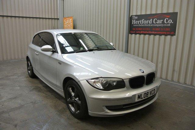 2008 08 BMW 1 SERIES 1.6 116I SE 3d 121 BHP