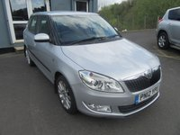 USED 2012 12 SKODA FABIA 1.6 ELEGANCE TDI CR 5d 89 BHP Great Value, low miles.  Finance available.