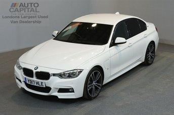 2017 BMW 3 SERIES 2.0 330E M SPORT AUTO 181 BHP HYBRID ELECTRIC A/C SAT NAV £19575.00