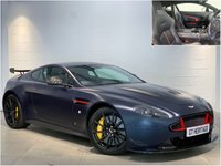 2017 ASTON MARTIN VANTAGE V12S RED BULL RACING [TITANIUM EXHAUST][1/5 RHD] £239997.00
