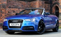 USED 2015 15 AUDI A5 2.0 TDI S LINE SPECIAL EDITION PLUS 2d AUTO 175 BHP