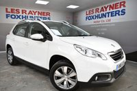 USED 2015 15 PEUGEOT 2008 1.4 HDI ACTIVE 5d 68 BHP Cruise control, DAB Radio, Bluetooth, Full Service History