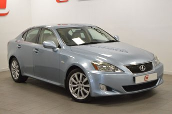 2006 LEXUS IS 2.5 250 SE 4d 204 BHP £5495.00