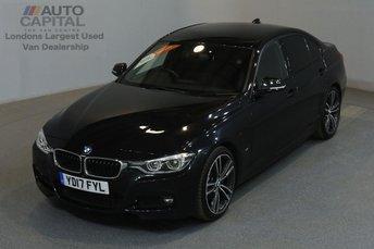 2017 BMW 3 SERIES 2.0 330E M SPORT AUTO 181 BHP HYBRID ELECTRIC A/C SAT NAV £18600.00