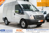 2012 FORD TRANSIT 2.2 330 1d 99 BHP *FINISHED IN SILVER* £6995.00