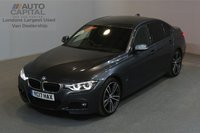 USED 2017 17 BMW 3 SERIES 2.0 330E M SPORT AUTO 181 BHP HYBRID ELECTRIC A/C SAT NAV 19 INCH 442 M ALLOYS