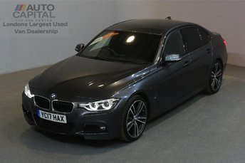 2017 BMW 3 SERIES 2.0 330E M SPORT AUTO 181 BHP HYBRID ELECTRIC A/C SAT NAV £19741.67