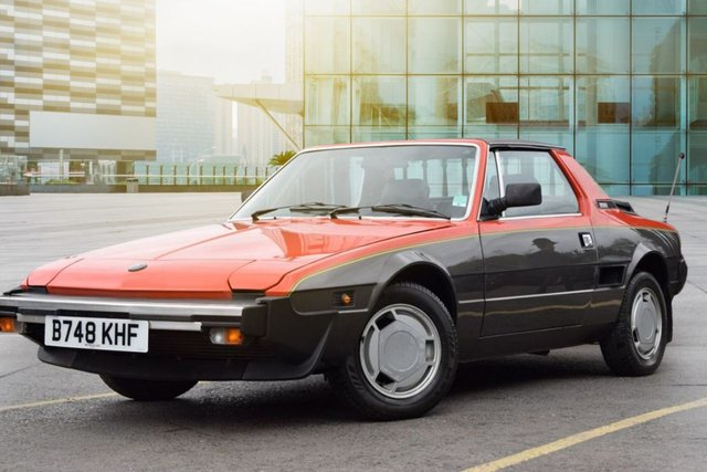 View our FIAT X19