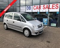 USED 2006 06 VAUXHALL MERIVA 1.4 LIFE 16V TWINPORT 5d 90 BHP NO DEPOSIT AVAILABLE, DRIVE AWAY TODAY!!