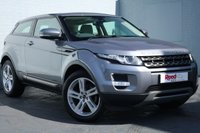 """USED 2011 61 LAND ROVER RANGE ROVER EVOQUE 2.2 SD4 PURE 3d 190 BHP FSH+HEATED LEATHER+19"""" ALLOYS"""