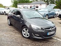 USED 2012 62 VAUXHALL ASTRA 1.6 SRI 5d 113 BHP Great Value Estate with Good Service History