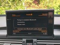 USED 2014 14 AUDI A6 2.0 TDI ULTRA S LINE BLACK EDITION 4d 188 BHP