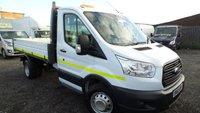 2015 FORD TRANSIT 2.2 350 C/C DRW 1d 124 BHP £14250.00