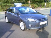 USED 2013 13 FORD FOCUS 1.6 ZETEC TDCI 5d 113 BHP FINANCE AVAILABLE EVEN IF YOU HAVE POOR CREDIT.