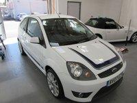 2007 FORD FIESTA 2.0 ST 16V 3d 148 BHP £10000.00