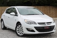 USED 2013 13 VAUXHALL ASTRA 2.0 ELITE CDTI 5d 163 BHP ***FULL LEATHER*** ***HEATED SEATS***