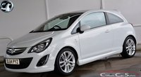 USED 2014 64 VAUXHALL CORSA 1.4SRi 3 DOOR 98 BHP Finance? No deposit required and decision in minutes.
