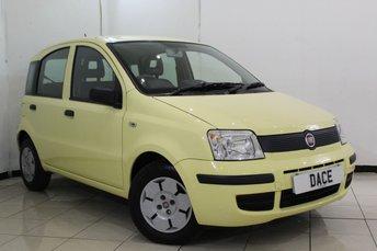 2009 FIAT PANDA}
