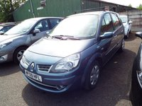 USED 2009 09 RENAULT SCENIC 1.5 TEAM DCI 5d 105 BHP FULL SERVICE HISTORY