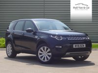 2016 LAND ROVER DISCOVERY SPORT 2.0 TD4 HSE 5d 150 BHP £26995.00