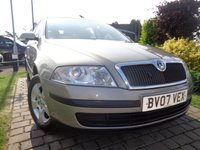 USED 2007 07 SKODA OCTAVIA 1.6 AMBIENTE FSI 5d 114 BHP **Low Mileage FSH March 2019 Mot**