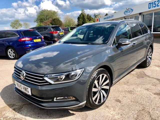 2015 15 VOLKSWAGEN PASSAT 1.6 GT TDI BLUEMOTION TECHNOLOGY 5d 119 BHP