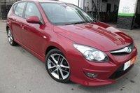 2011 HYUNDAI I30 1.6 PREMIUM CRDI 5d AUTO 114 BHP £5500.00