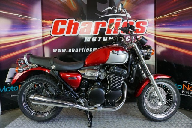 View our TRIUMPH LEGEND TT