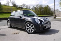 USED 2005 05 MINI HATCH COOPER 1.6 COOPER 3d 114 BHP PART EXCHANGE TO CLEAR