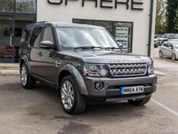 USED 2015 64 LAND ROVER DISCOVERY 3.0 SDV6 HSE 5d AUTO 255 BHP