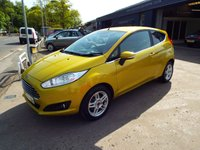 USED 2012 62 FORD FIESTA 1.0 ZETEC 3d 99 BHP SERVICE HISTORY