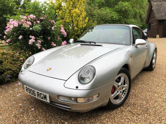 USED 1998 R PORSCHE 993 3.6 TARGA TIPTRONIC S 2d 282 BHP  UK CAR