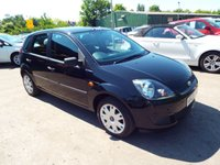 USED 2008 08 FORD FIESTA 1.2 STYLE 16V 5d 78 BHP FULL SERVICE HISTORY