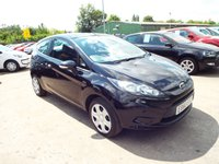 USED 2010 60 FORD FIESTA 1.2 EDGE 3d 81 BHP SERVICE HISTORY